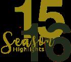 2015-2016 Season Highlights